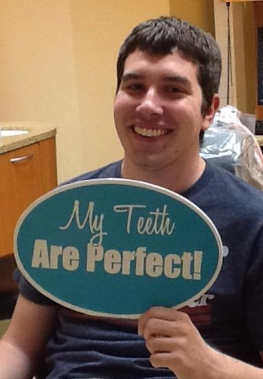 Taylor | Perfect Check-Up Club | Marquis Family Dentistry | Katy TX